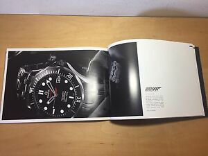 Brochure-Catalogue-OMEGA-Collection-2008-Relojes-Seamaster-James-Bond-007