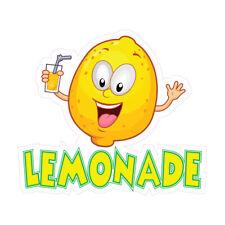Lemonade Concession Restaurant Food Truck Die Cut Vinyl Sticker