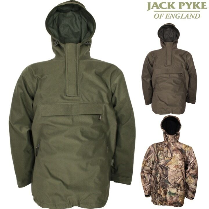 JACK PYKE GALBRAITH SMOCK JACKET S-3XL WATERPROOF BREATHABLE BEATING HUNTING