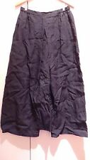 "SHIRIN GUILD lagenlook art-to-wear drop-crotch PANTS L Waist to 36"", 54"" hips"