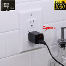 1080P 32GB HD SPY DVR Hidden Camera Mobile Phone Plug Charger Video Recorder Cam