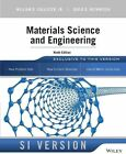 Materials Science and Engineering: An Introduction, Ninth Edition International Student Version by William D. Callister, David G. Rethwisch (Paperback, 2014)