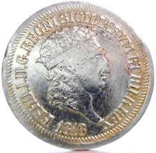 NAPOLI-Due Sicilie (Ferdinando I di Borbone) Carlino 1818