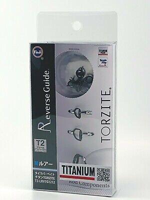 Free shipping Pick Your Size Fuji original Guides Titanium Torzite T2-KWTG