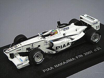 Ebbro 1 43 Fomula Nippon 2007  31 Piaa Nakajima from Japan
