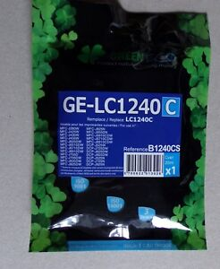 cartouche-d-039-encre-GREEN-ECO-GE-LC1240C-compatible-BROTHER-LC1240C