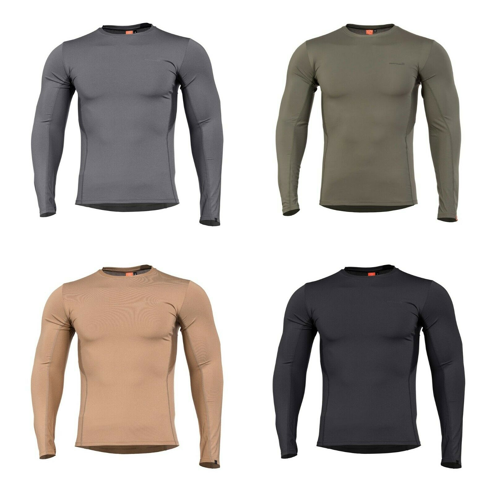 Pentagon Shirt Men's T-Shirt Fitted  Sport Training Apollo Activity (  cheapest price