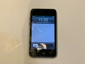 A1288 Black MB528LL 8GB Apple iPod Touch 2nd Generation