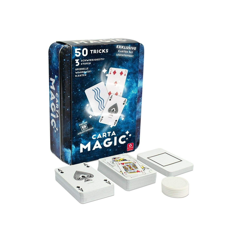 ASS Altenburger Zauberkarten Carta Magic 25 Tricks Spielkarten Zauber Tricks