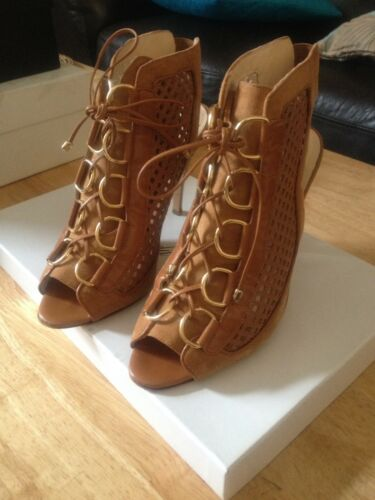 Brunette Blonde Bottines Uk3 Beige 36 a16w80q