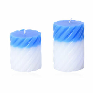 Set-of-2-Gift-Parafin-LED-Color-Changing-LED-Candle-with-Engraved-Cut-Pattern