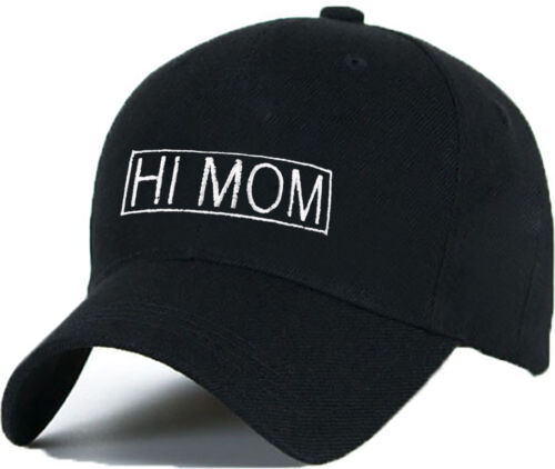 Men Women Baseball Cap Casual Names EASY Adjustable Snap back Hat Party Track LA
