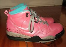 c6357a56 Nike Flight 13 Mid Pink Glow / Pink Glow 616298-600 Women's SZ 8.5