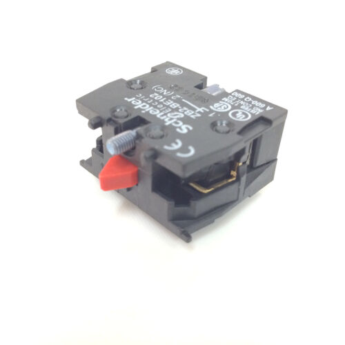 Contact Block ZB2-BE102 Schneider NC 061261 ZB2BE102