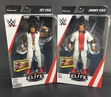 "2017 Wrestling WWE Elite Series 54 MISB 7"" Jey & Jimmy USO Action Figure Mattel"