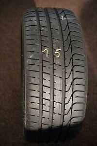 1x-Pirelli-P-Zero-AO-255-35-r20-97y-Dot-2117-7-mm-pneus-d-039-ete