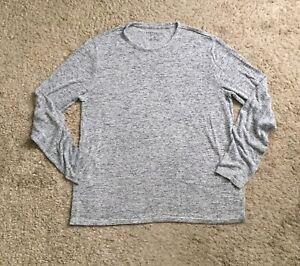 Aeropostale Womens Sleeveless Speckled Sweatshirt
