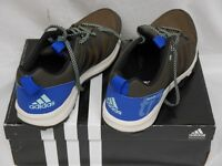 New Adidas Men's Kanadia 7 TR Trail Running Shoes Brown / Blue Style B33628