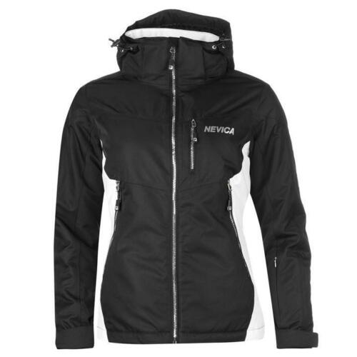 Jacket l Ref Nevica Meribel Dame Størrelse 14 3024 Ski xEqEfYwTF