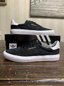 Details about NEW! Adidas Originals: 3MC Vulc Shoes Men's SIZE 8.5 ( B22703) Black/ White