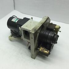 Mitsubishi Dwg 110c2 Electrical Discharge Machine Wire Feeder 4ik25rgn Motor