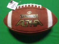 Football spalding Alpha Official High School