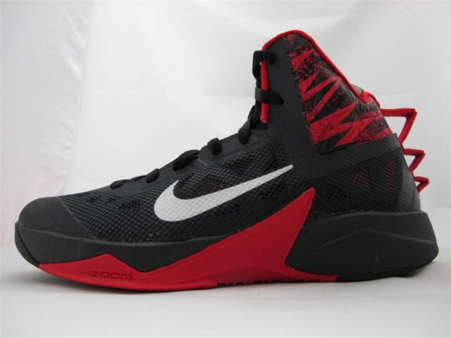 new products 0d724 eef40 NEW MEN S NIKE ZOOM HYPERFUSE 2013 615896-001