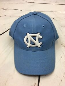 quality design 8dc65 9cfa2 Image is loading North-Carolina-UNC-Tar-Heels-Blue-Hat-Top-