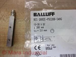 Balluff-BES-Q08ZE-PSC20B-S49G-Proximity-Switch