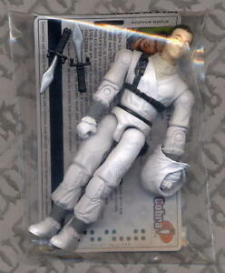 G.I.JOE EXCLUSIVE STORM SHADOW UNMASKED MAIL-IN