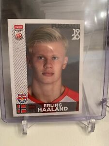 ERLING-HAALAND-2019-PANINI-FUSSBALL-BUNDESLIGA-ROOKIE-CARD-STICKER-RC-32