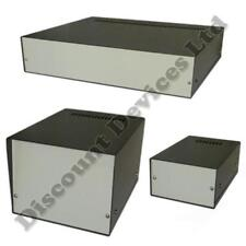 Professional Quality Aluminium Enclosure Project Desk Box For Electronic