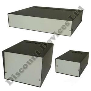 Professional-Quality-Aluminium-Enclosure-Project-Desk-Box-For-Electronic
