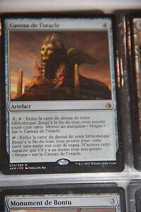 Magic-MTG-Caveau-de-l-039-oracle-Oracle-039-s-Vault-edition-Amonkhet