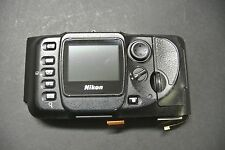 NIKON D100 Rear Back Cover With LCD Screen + Card Door REPLACEMENT PART EH2058