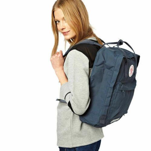 Unisex Backpack Rucksack Tasche Casual Tagesrucksäcke Fjällräven kanken 7//16//20L