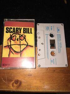 SCARY-BILL-Cassette-Tape