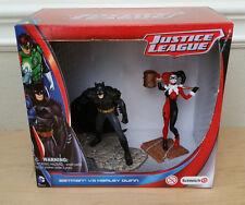 SDCC 2015 Justice League Batman vs Harley Quinn Playset EE Exclusive