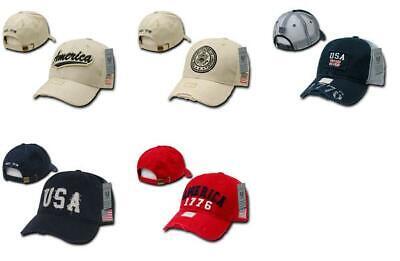 1 Dozen RapDom Tactical Flex Caps Hats Military Pre Curved Bill Wholesale