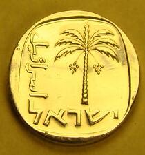 NLM KM#26b 10 Agorot Agora Israeli Israel Coin from the Agorah Series Holy Land