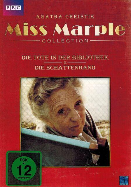DVD - Miss Marple - Die Tote in der Bibliothek / Die Schattenhand