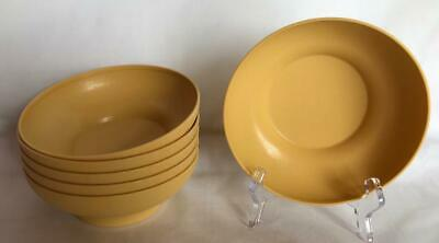 Excellent  Same Day Free Shipping Lot of 6 Tupperware #890 Salad Cereal Bowls