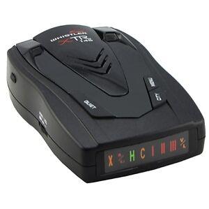 Whistler XTR-145 Laser Radar Detector