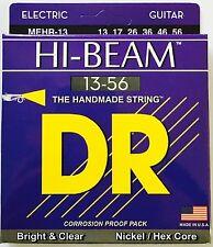 DR MEHR-13 Electric Guitar Strings Hi-Beam mega heavy gauge  13-56
