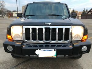 2007 Jeep Commander limited V8