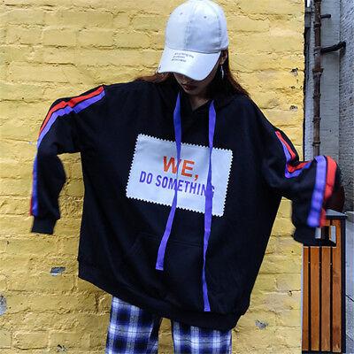 Japanese Preppy Style Cool Vintage Harajuku Punk Loose Jacket Coat Hoodie Tops