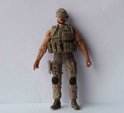 """BBI Elite Force Special Forces Ops Force Figure us Pilot Army Soldier 1/18 4"""""""