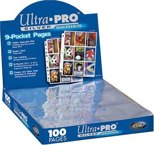 20 à 500 feuilles de rangement pour carte à jouer Max Protection Ultra Pro 100