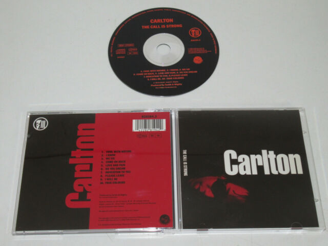 Carlton/the Call Is Strong ( Ffrr 828194.2) CD Album