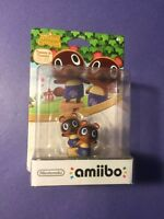 Nintendo Welcome To Animal Crossing Amiibo Timmy & Tommy Figure